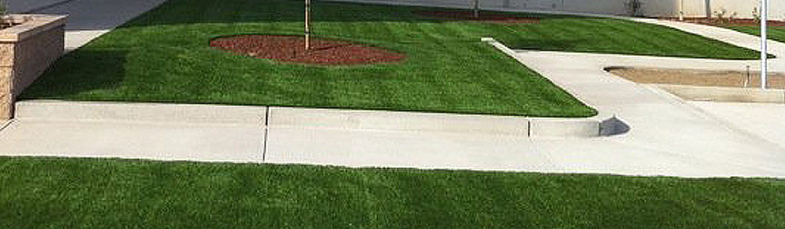 Synthetic grass is the perfect choice for any commercial landscape application. Using synthetic grass is not only good for the environment and helps contribute to building green, it also improves...